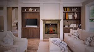 revillusion by dimplex electric fireplaces youtube