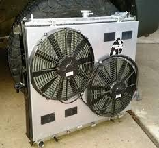 electric radiator fans and shrouds spal electric fan shroud 05 xterra frontier and pathfinder