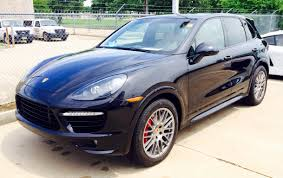 porsche truck 2013 2014 porsche cayenne gts exhaust start up and in depth review