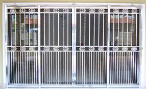 Front Door Grill Designs Fantastic Door Grill Design For House 24 For Your Interior Design