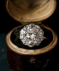 antique diamonds rings images Lovely antique engagement rings at erie basin in brooklyn jpg