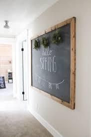 Decorative Chalkboard For Home Best 25 Hanging Chalkboard Ideas On Pinterest Diy Chalkboard