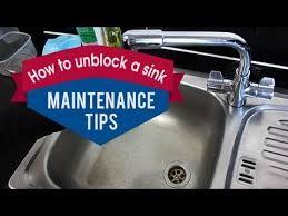 How To Unclog A Bathroom Sink With Baking Soda How To Unblock A Sink With Vinegar Salt And Baking Soda Youtube
