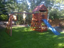 Backyard Adventure Playset by Moving Swings Gif Gifs Show More Gifs