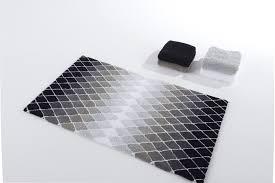 designer bathroom rugs enchanting grey bathroom rugs vita futura bath rug gray bath mats