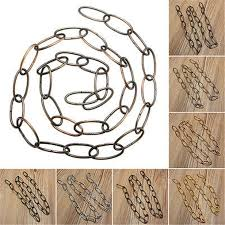 Chain For Chandelier 1m Heavy Duty Chain For Vintage Chandelier Hanging Lamp Pendant