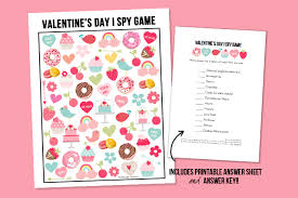 valentine u0027s day i spy printable live laugh rowe