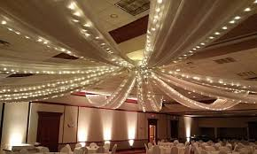 ceiling draping ceiling draping for weddings special events and more lubbock