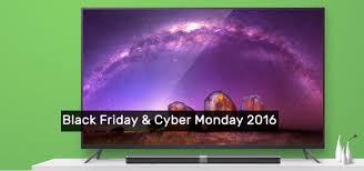 black friday 2017 smart tv cyber monday smart tv deals deal tomato