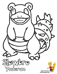 super photos pokemon printables red poliwag cloyster free