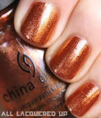 china glaze capitol colours swatches u0026 review harvest moon