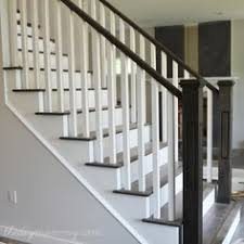 New Banister 27 Painted Staircase Ideas Which Make Your Stairs Look New