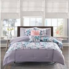 Dahlia 5 Piece Comforter And by Features Set Includes 1 Comforter 2 Shams 2 Euro Shams And 2