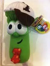 veggie tales easter veggie tales junior asparagus easter plush bean bag