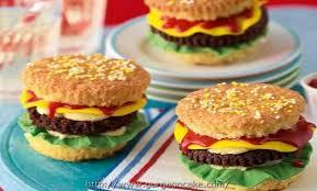 cheeseburger birthday cake tesco bp 968
