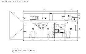 renovation plan third floor u2013 a farmhouse in the city