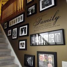 40 Must Try Stair Wall Decoration Ideas Stair Walls Wall Decorating Staircase Wall