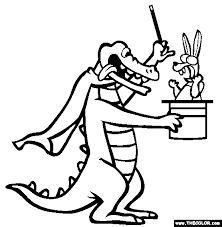 animal activities coloring pages 1