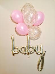 baby shower balloons baby script balloon baby girl balloon baby girl shower baby
