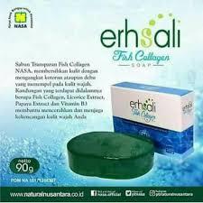 Resmi Collagen Asli jual sabun ershali fish collagen soap asli resmi nasa di lapak