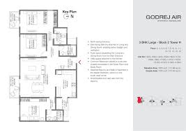 floor plan key floor plan godrej air hoodi circle whitefield oxy plus homes