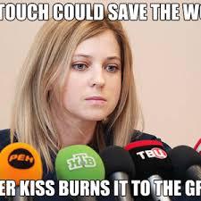 Natalia Poklonskaya Meme - natalia poklonskaya by recyclebin meme center
