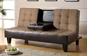 brown microfiber sofa bed sofa bed in tan microfiber dark brown vinyl convertible sofa beds