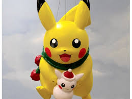 pikachu the new macy s parade wikia fandom powered by