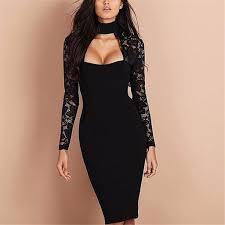 sleeved black dress kimloog sleeve dress black dresses on popsugar