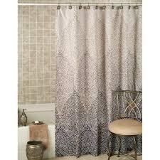 casablanca design best 25 silver shower curtain ideas on black bathroom
