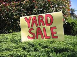 How to have a good yard sale