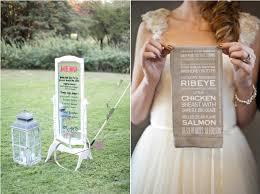 idee menu mariage 10 idées originales pour présenter votre menu de mariage wedding