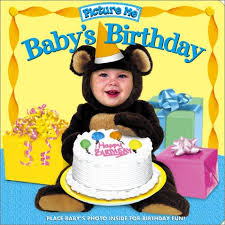 baby birthday picture me baby s birthday jackie wolf 9781571515919