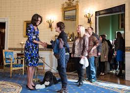 white house tours obama surprise from the president and mrs obama whitehouse gov