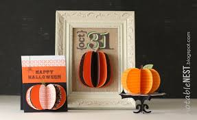 halloween edible crafts 20 crafty days of halloween pumpkin paper crafts see vanessa craft