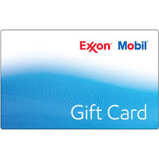 gasoline gift cards 10 25 50 exxonmobil gas gift card mail delivery ebay