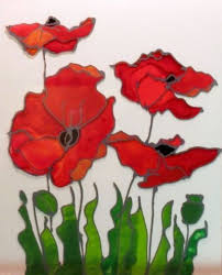 Flower Glass Design 22 Best Glass Painting Images On Pinterest Stained Glass Glass