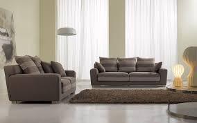 Italian Modern Sofas Living Room Beautiful Italian Modern Sofa Sets With Brown Color