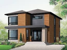 2 Story Modern House Plans 110 Best Modern House Plans Images On Pinterest Modern House