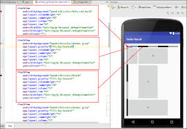 android textview layout gravity java happy coding box android distribute grid layout row and column equally