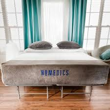 Bed Frame For Memory Foam Mattress Homedics Renew 12