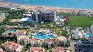 Poolanlagen Im Garten Lti Kamelya Collection Hotel Selin Resort U0026 Spa In Colakli