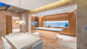 kitchen island led lighting sculptural kitchen island with led lighting youtube
