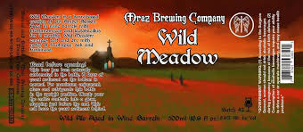 Bottom Of The Barrel Co by Wild Meadow Bottle Release Mraz Brewing Company U2014 Beers In