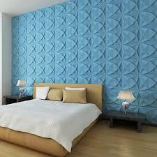 a21025 three d wall tiles 3d wall panels plant fiber material