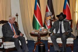 Radio Miraya Juba News Un Peacekeeping Chief Meets President Kiir Solution To South