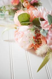 pink peonies nursery pink peony gold hoop wreath floral burst nursery chic wall hanging
