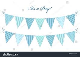 cute vintage textile blue shabby chic stock vector 307680536