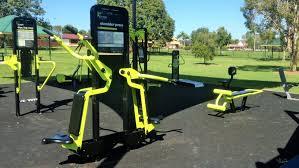 minnippi parklands outdoor gym brisbane