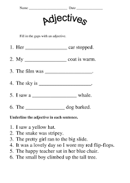 best ideas of english for year 2 worksheets on free download